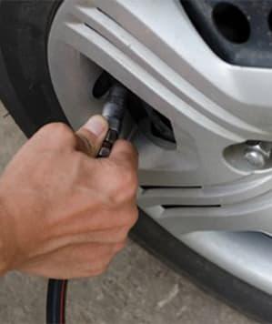 Calibragem de pneu: aprenda a realizá-la da maneira certa e nunca mais fique na mão!